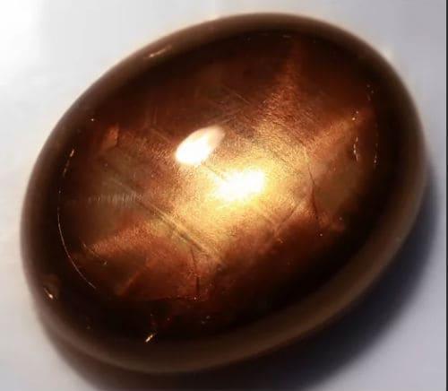 звездчатый сапфир: свойства минерала