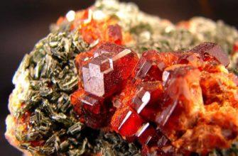 пироп драгоценный камень
