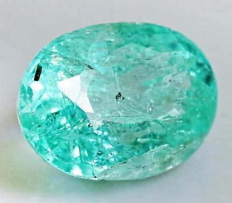 Турмалин Параиба уникальный камень