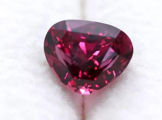 Тааффеит свойства камня